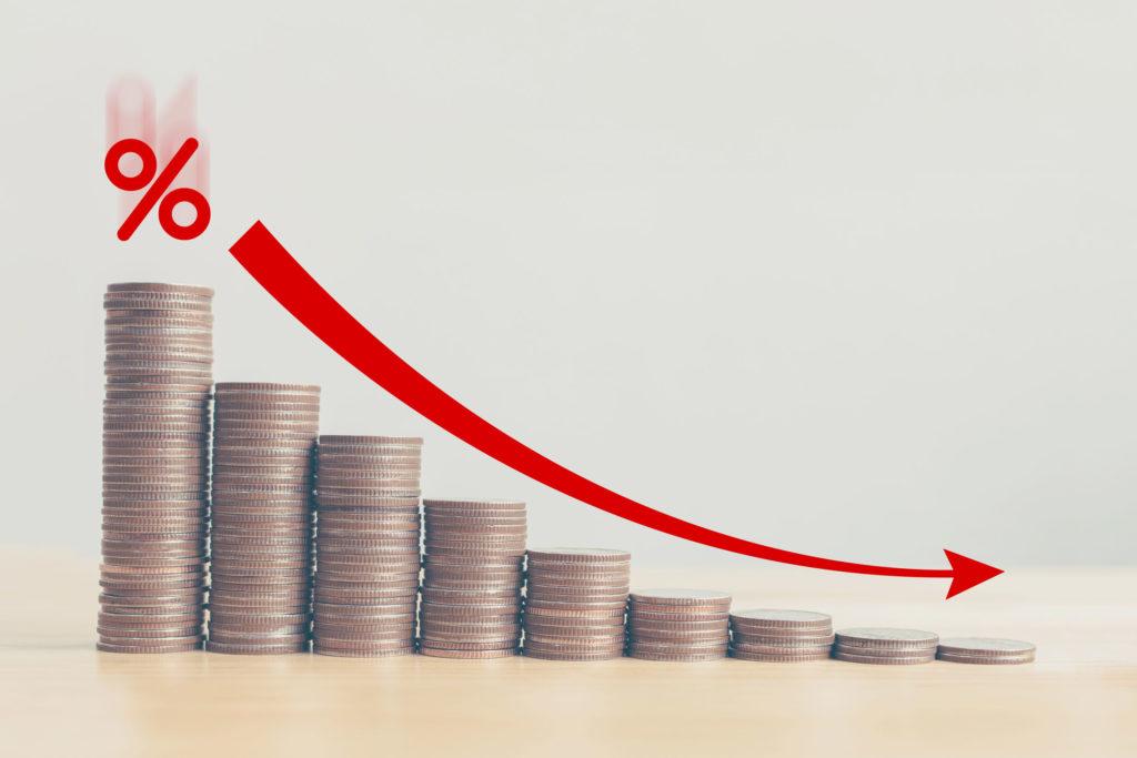 Taxas de juro negativas nos empréstimos da casa até 2030 - por causa da Covid-19