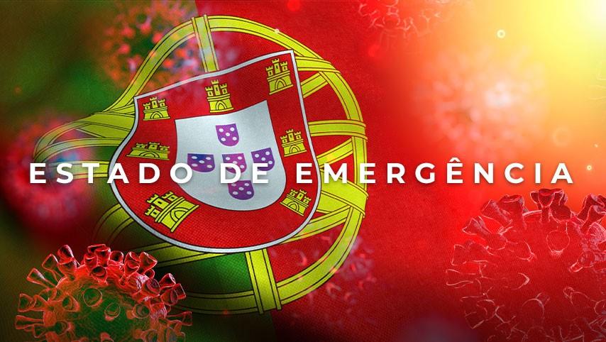 Renovação Estado de Emergência