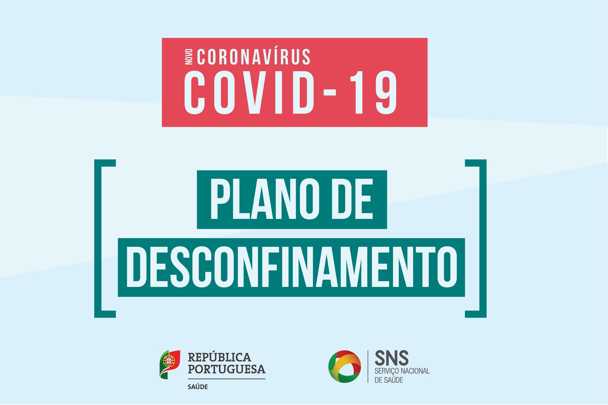 Plano de Desconfinamento: Datas e Regras Gerais