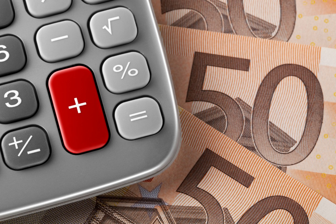 IRS baixa este mês para quem ganha até 2.925 euros