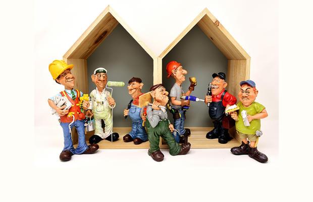 Obras em casa de habitação pagam IVA reduzido