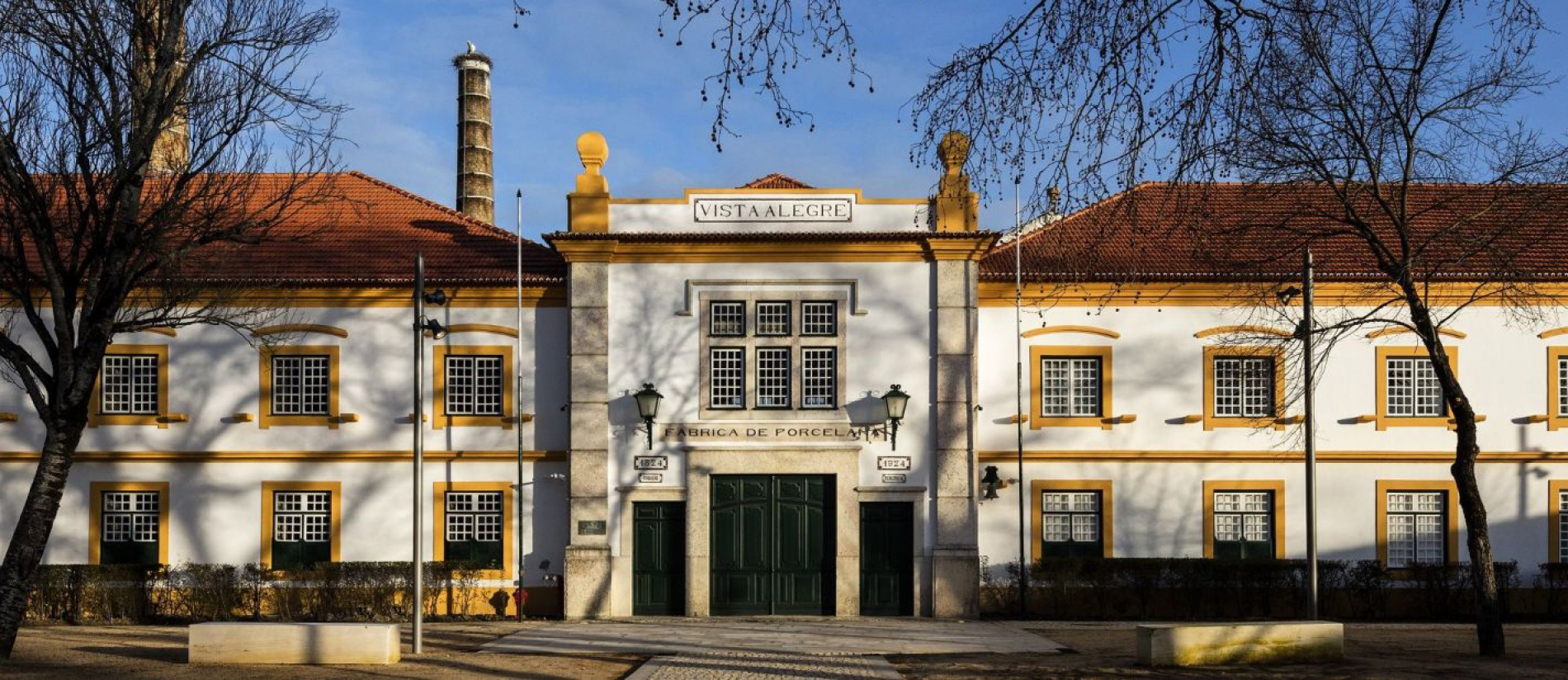 Vista Alegre ganha nova vida com renovação do património e modernização das fábricas